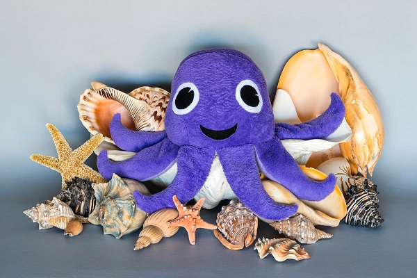Stuffed Toy September 2016 by Kerby and Lura Schwarz Smith