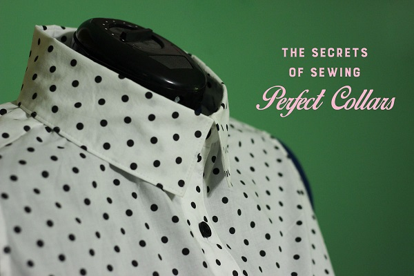 Tips for sewing perfect collars