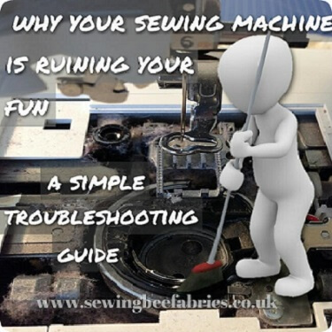 Tutorial: Troubleshooting when your sewing machine won't behave
