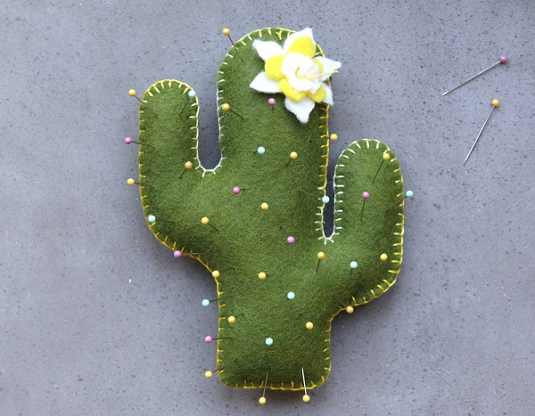 cactus October Newsletter Template Free on