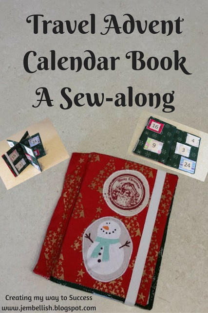 Tutorial: Travel Advent calendar book