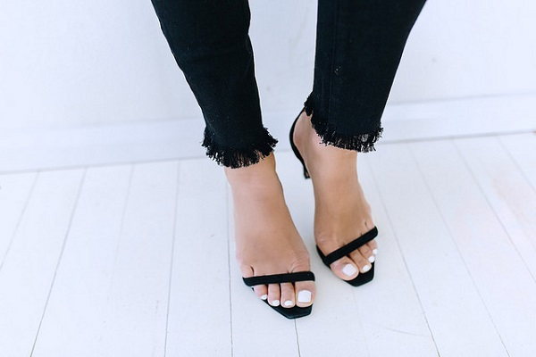 Tutorial: Fringe hem for your jeans