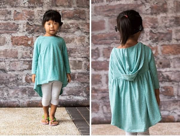 Free pattern: Twirly Dress for little girls