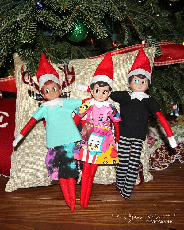 Free pattern: Elf on the Shelf clothes – Sewing