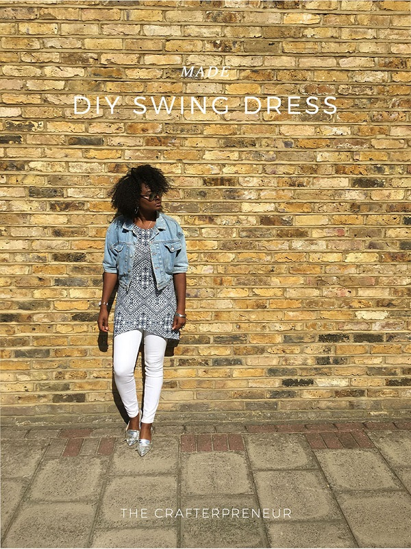 Video tutorial: Sew a swing tunic with a high low hem