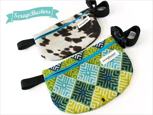 Tutorial: Mini fanny pack