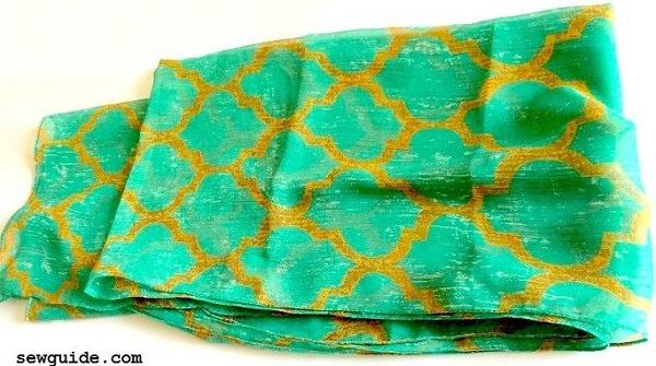Tutorial 5 ways to sew hijab