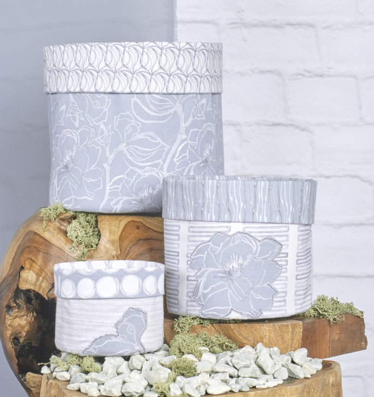 Tutorial: Nested fabric buckets