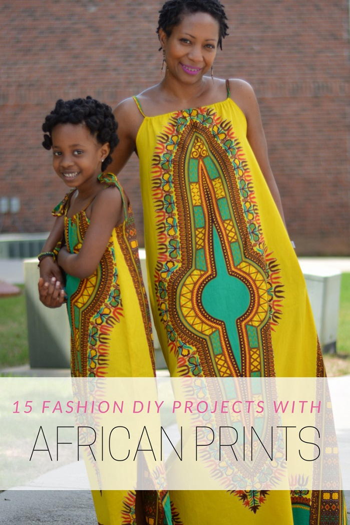 15 ways to use African fabric in your fashion sewing