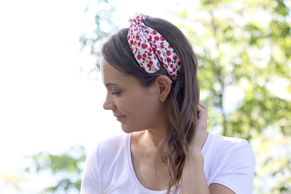 Video tutorial: Easy wired headband