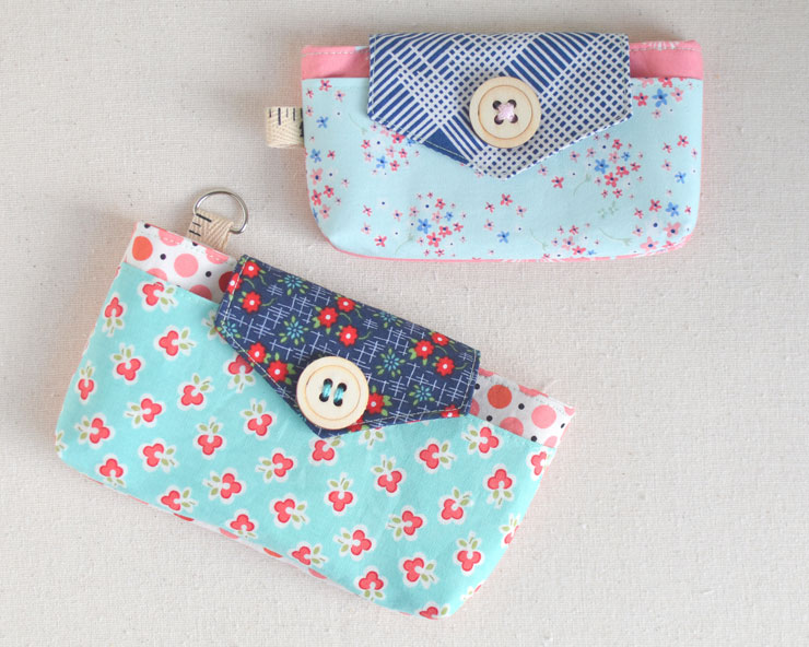 Tutorial and pattern: Phone and ID case