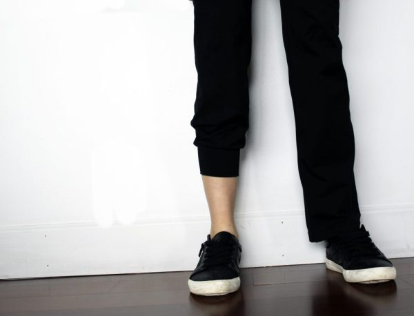 Tutorial: Make joggers from old yoga pants