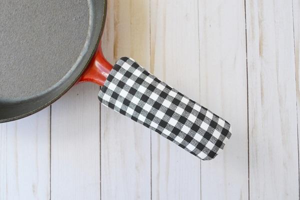 Tutorial: Skillet handle pot holder