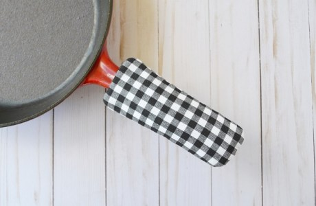 Tutorial: Skillet handle pot holder