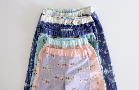 Tutorial: How to sew kids pajama pants