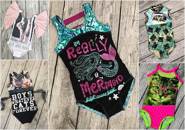Tutorial: Upcycled t-shirt leotards