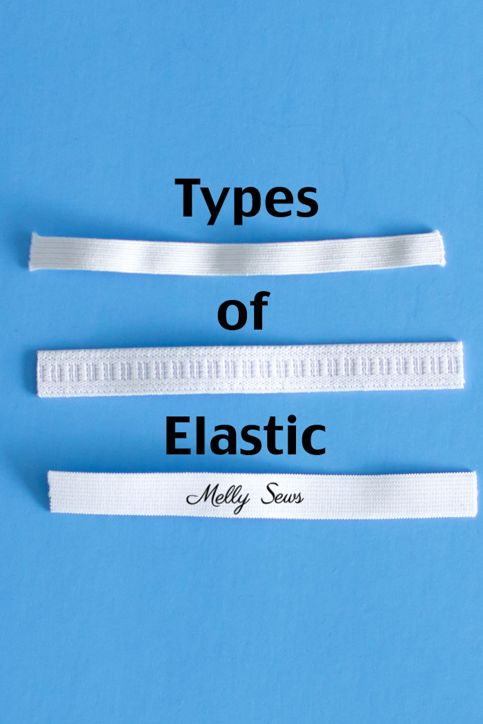 How to choose the right elastic for your sewing project
