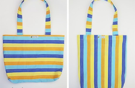Tutorial: One Square Tote