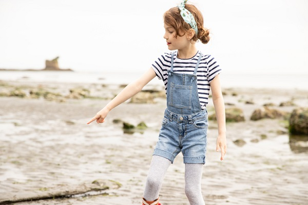 Sewing tutorial: Make shorts overalls from a pair of jeans