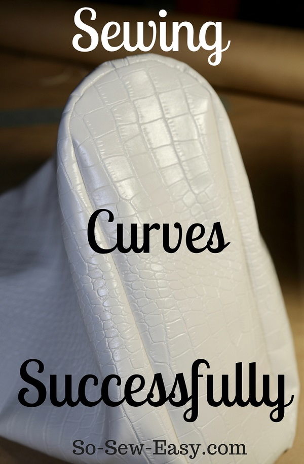 Sewing tutorial: Sewing a round bag bottom