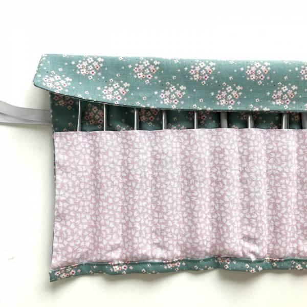 Sewing tutorial: Crochet hook roll