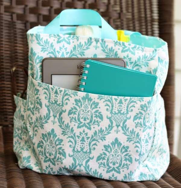 Sew a Purse Organizer - Sewing Tutorial