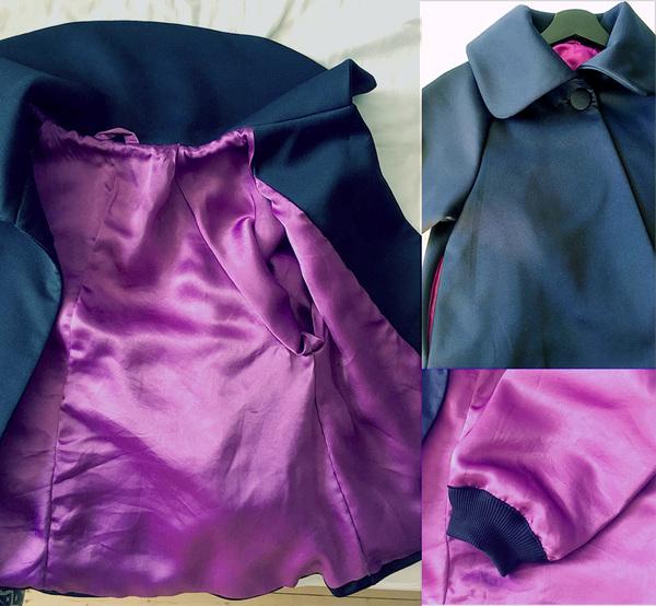Details Fleur jacket
