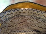 Interior coordinating fabric