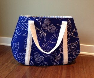 Tear Drop Tote