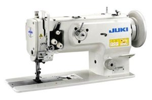 Juki LU1508NS Industrial Walking Foot Sewing Machine Review