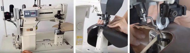 Post-Bed Industrial Sewing Machine