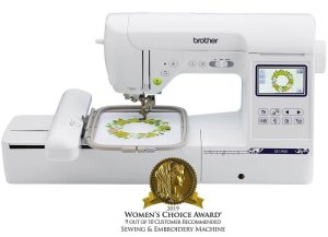 Brother SE1900 Computerized Sewing and Embroidery Machine Review