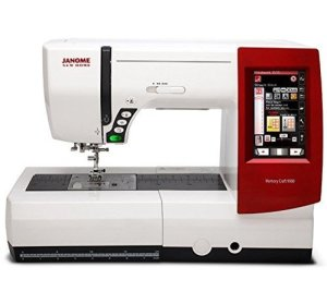 Janome Horizon Memory Craft 9900 Sewing and Embroidery Machine Review