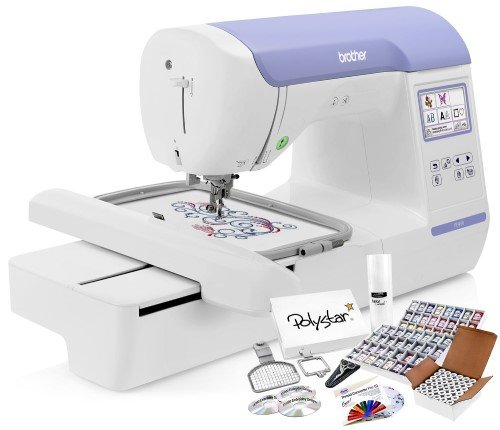 Grand Slam Package Brother PE800 Embroidery Only Machine Reviewed
