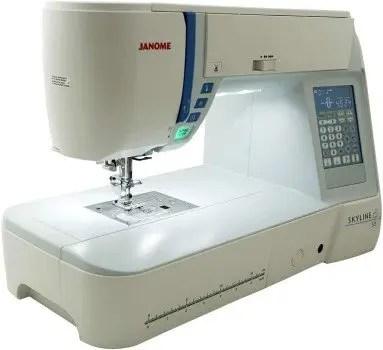 Janome S5 Sewing Machine