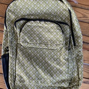 Large backpack made in Haiti