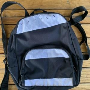 Small backpack made in Haiti