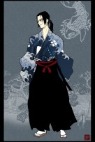 Steampunk Asian Style samurai_champloo___jin_by_behindinfinity