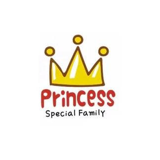 Vinyltryck princess 17x15