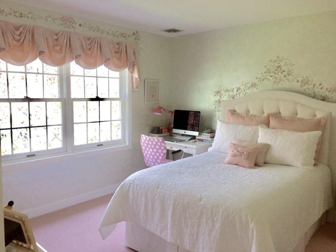 Beautiful Custom Bedding from Sewing Loft of Avon
