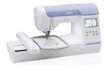 Brother PE800 Embroidery Machine 1