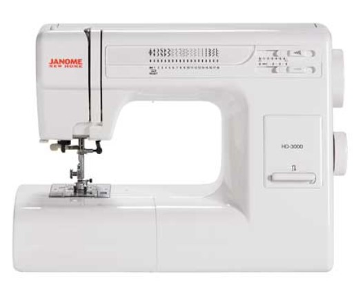 Janome HD3000 Best Heavy Duty Sewing Machine