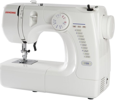 Janome 128 Sewing Machine Review