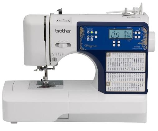 brother-designio-series-dz3000-computerized-sewing-quilting-machine