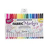 Tulip 28976 Bullet Tip Permanent Fabric Markers