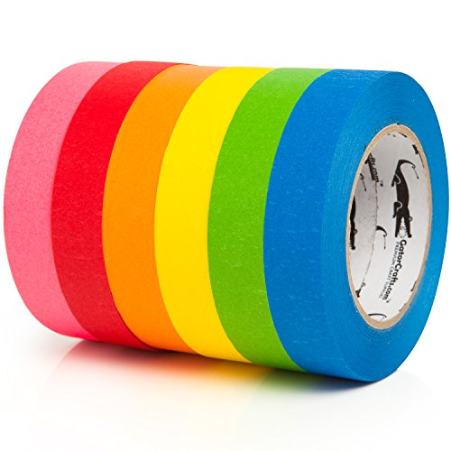 Gator Crafts Colored Masking Tape