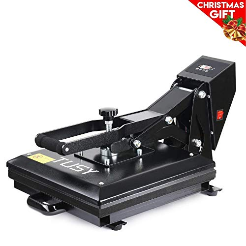 TUSY 15 x 15 Inch Industrial Quality Digital Heat Press Machine