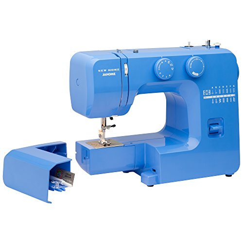 Janome Blue Couture Sewing Machine