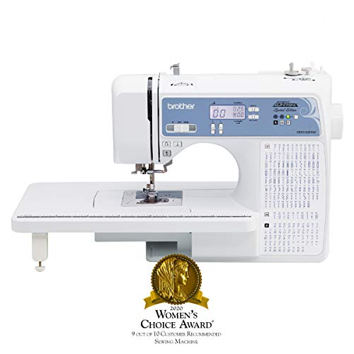 Brother Computerized Sewing Machine XR9550PRW