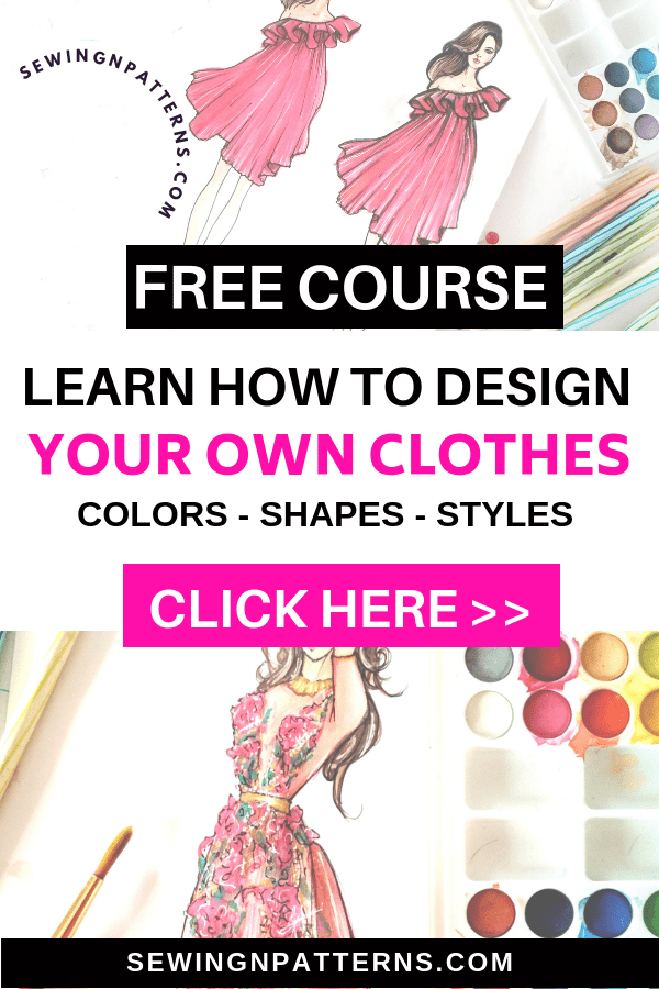 Make And Design Your Own Clothes | How To Design Your Own Clothes Free Download